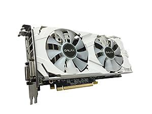 玄人志向 ビデオカード 新シリーズGALAKURO Whiteモデル GEFORCE GTX 1060搭載 GK-GTX1060-E6GB/WHITE