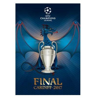 UEFAチャンピオンズリーグ 2017 FINAL オフィシャル プログラム レアルマドリード vs ユベントス