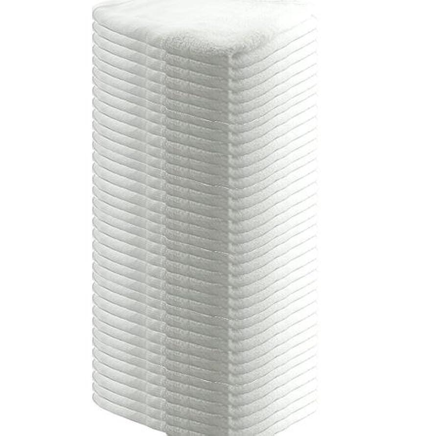 誤解するストライド放射能業務用 フェイスタオル 平地付き 綿100% 160匁 34x85cm (36枚セット)