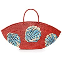 Aranaz Women's Kai Shell Tote Bag Orange