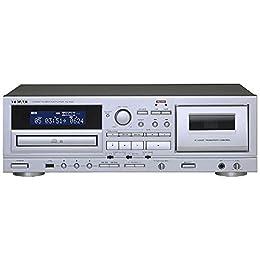 ティアック CD+カセットデッキTEAC AD-850