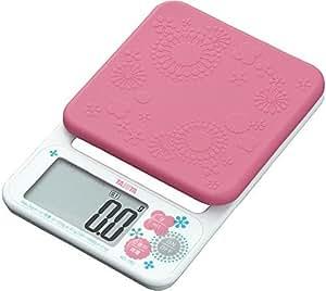 タニタ デジタルクッキングスケール 2kg/0.1g ピンク KD-192-PK お菓子作りにおすすめ