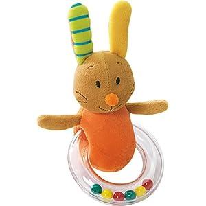 Minimi 赤ちゃん おもちゃ ガラガラ フィル