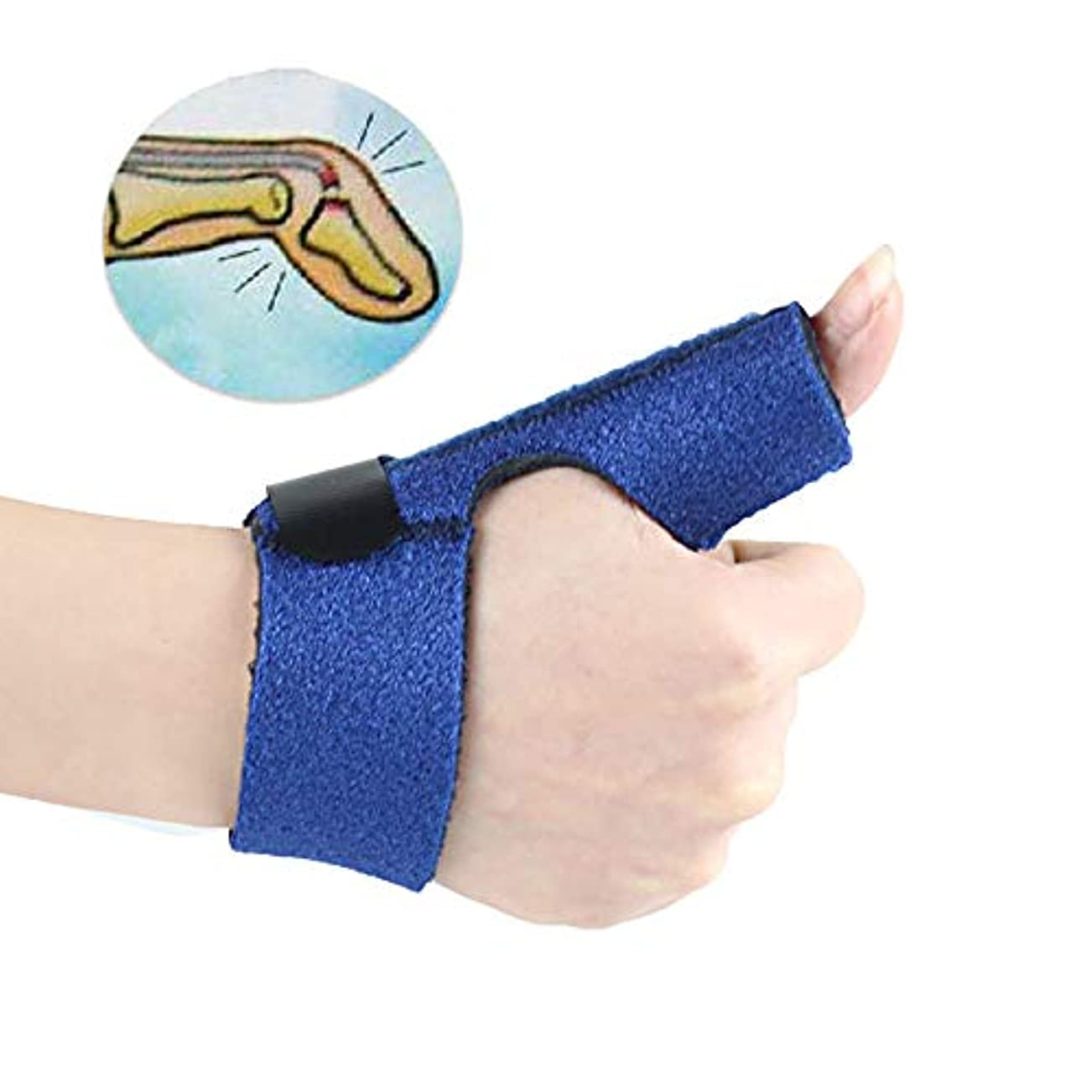 女性さわやか数トリガーフィンガースプリント調整可能なプロテクターフィンガーサポートブレーススプリント、指の痛みを軽減するための内蔵アルミニウムサポート
