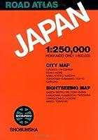 Road atlas Japan