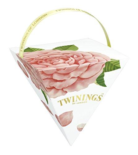 三角リーフティーバッグ ホワイト 1箱(3バッグ)