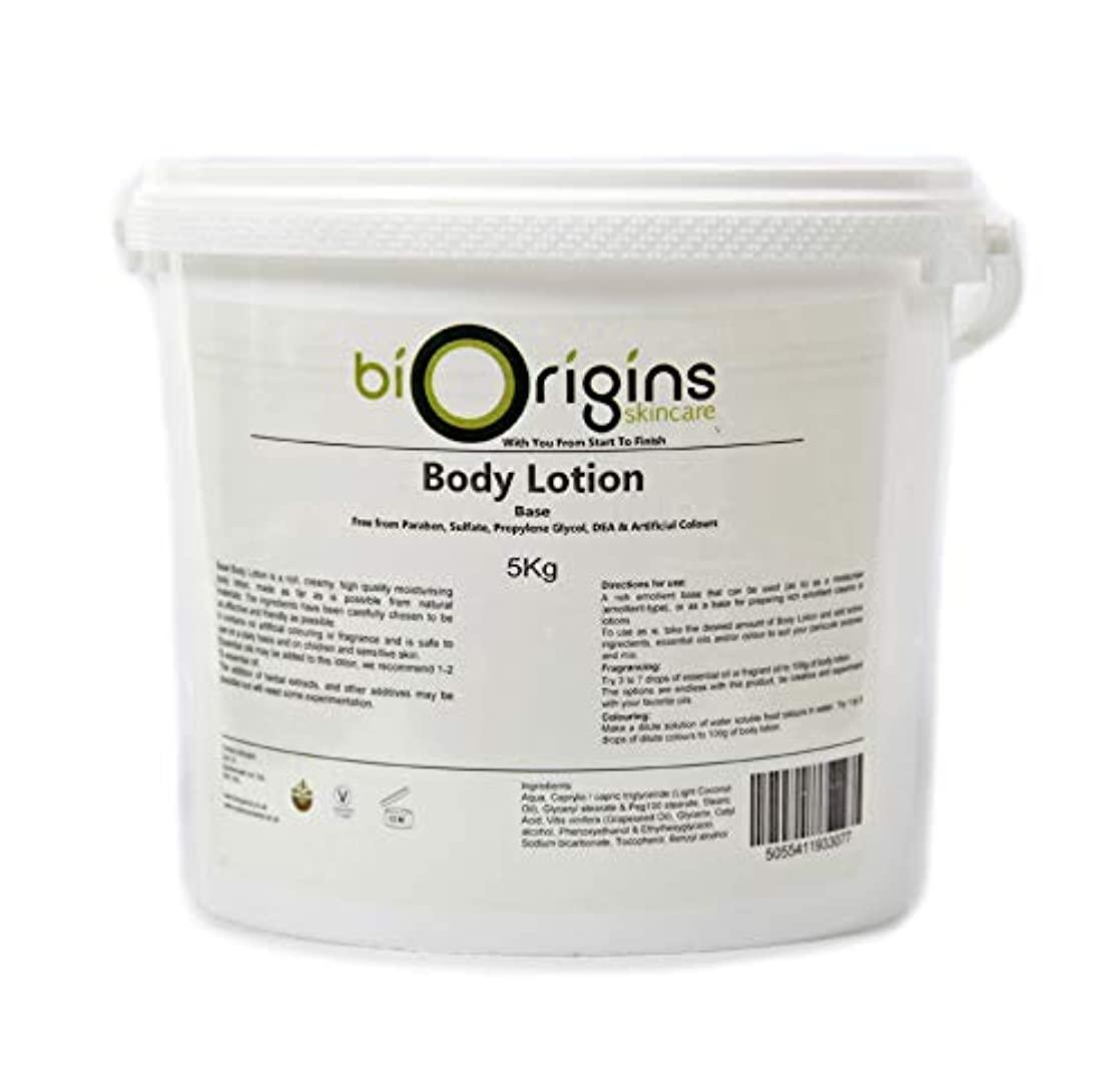 スクワイア記者覚醒Body Lotion - Natural - Unscented - 5Kg