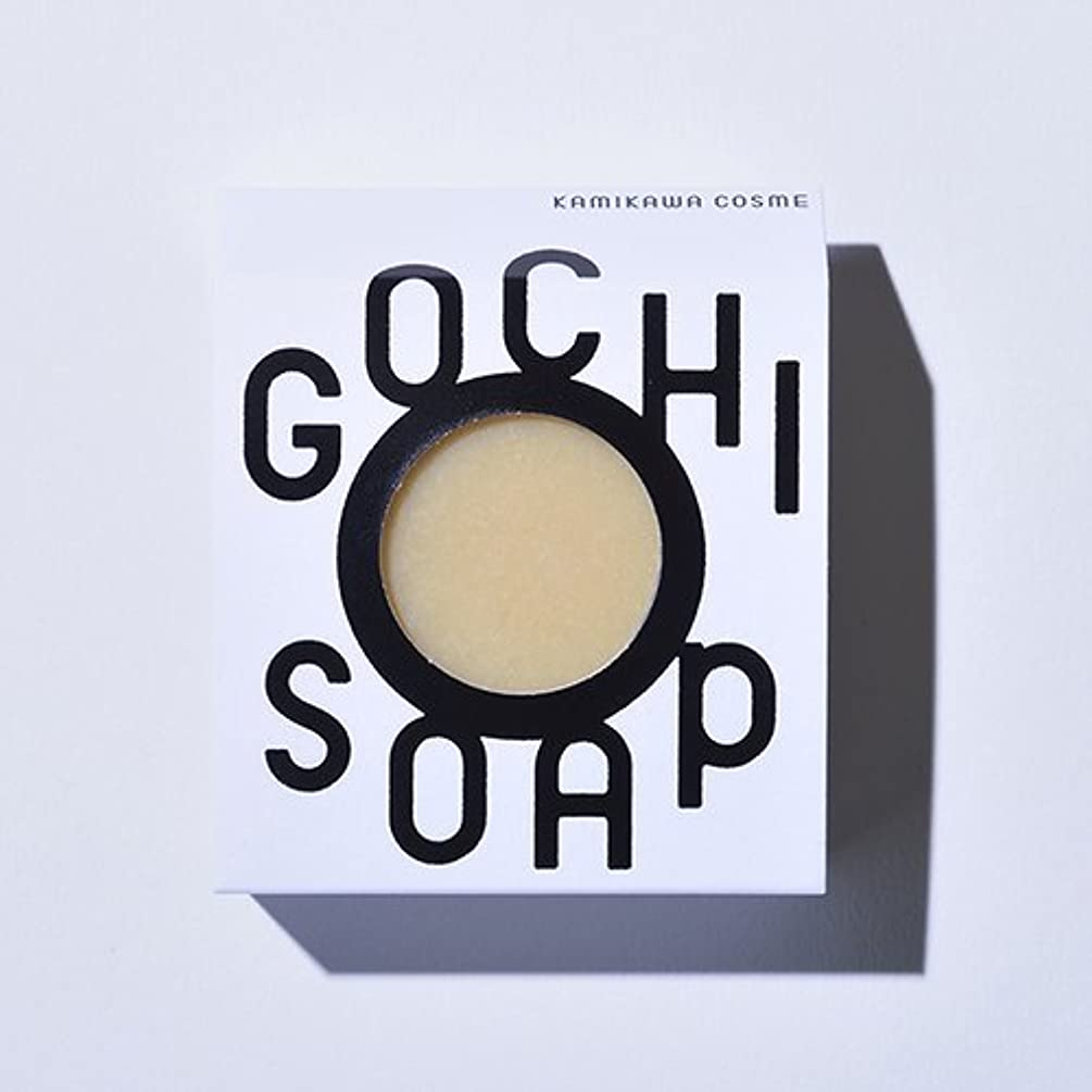 カフェテリア降伏論理的GOCHI SOAP ゴチソープ 山路養蜂園の蜂蜜ソープ