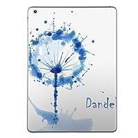 第5世代 iPad iPad5 2017年モデル スキンシール apple アップル アイパッド A1822 A1823 タブレット tablet シール ステッカー ケース 保護シール 背面 人気 単品 おしゃれ その他 青 ブルー 006604