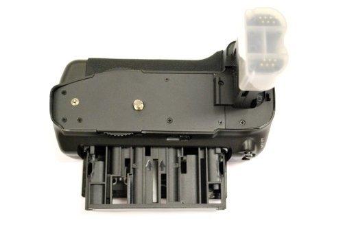 【WELLSKY】 Canon BG-E7 バッテリーグリップ互換品 Eos7D/LP-E6