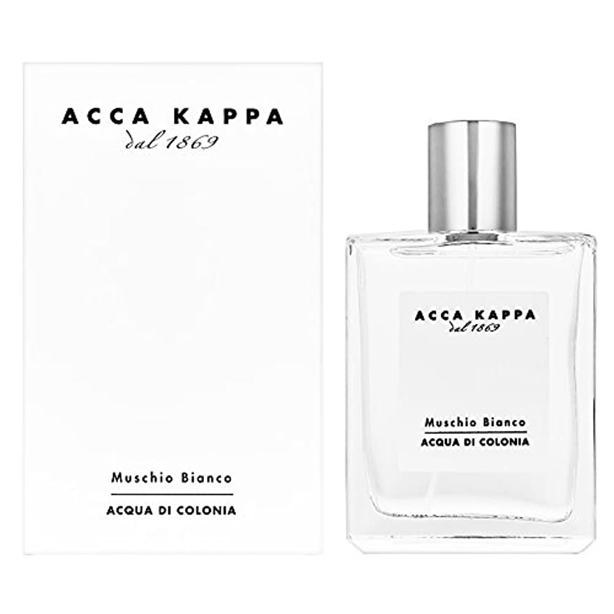 転送ポインタ化学者ACCA KAPPA(アッカカッパ) アッカカッパ ホワイトモス オードパルファン 100mL