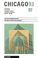 Chicago 92: The Transcendent Function : Individual and Collective Aspects