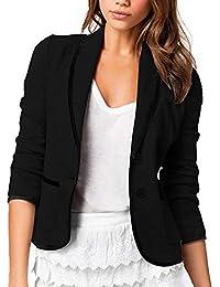 [アズルテ] コットン ジャケット カーディガン レディース ファッション S~XL 相当 柔らか 素材 アウター