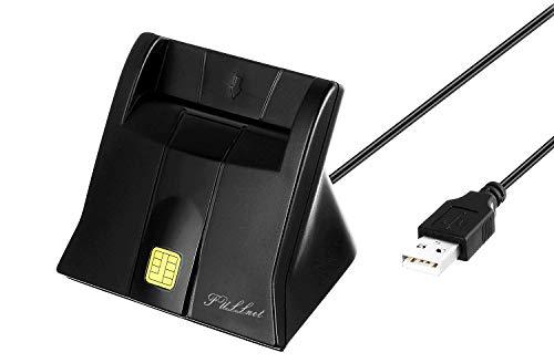 Fullnet USB接触型IC/ID/Bank/ATM スマートカードリー...