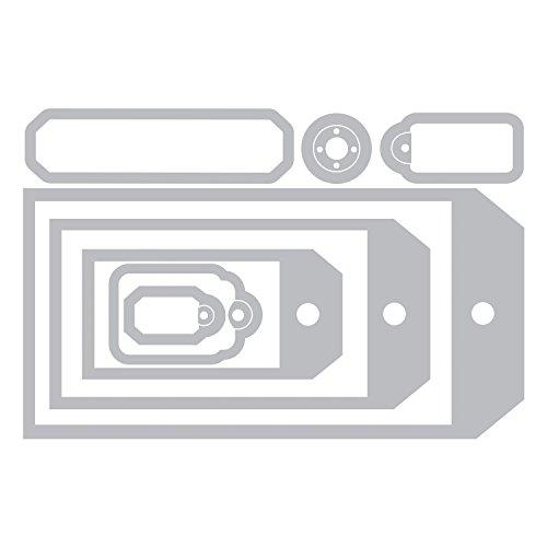 Sizzix フレームリッツ 658784 【日本正規品】