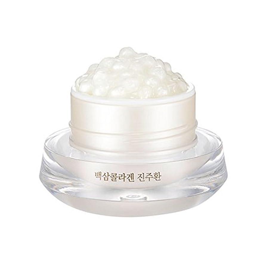 実際の困惑したモンゴメリー[ザ?フェイスショップ] The Face Shop 白参 コラーゲン パール カプセルクリーム White Ginseng Collagen Pearl Capsule Cream [並行輸入品]