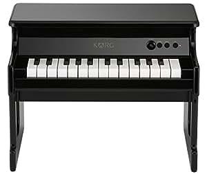 KORG tinyPIANO タイニーピアノ ミニ鍵盤25鍵 ブラック