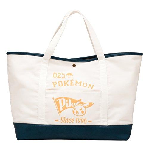 ポケモンセンターオリジナル トートバッグ カレッジロゴの詳細を見る