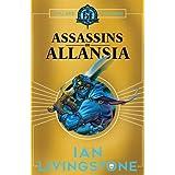 Scholastic Fighting Fantasy Assassins of Allansia Book
