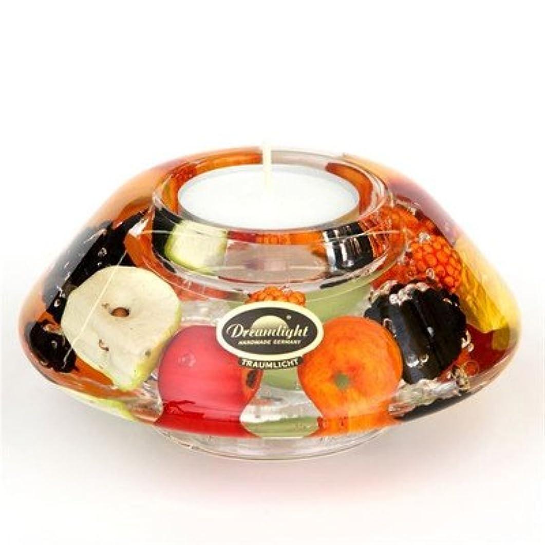 ドリームライト キャンドルホルダー クラウン ハッピーフルーツ CDD3982[通販用梱包品]