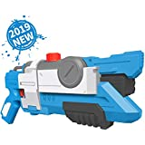 BABCOO 水鉄砲 最強 超強力飛距離 ウォーターガン 水ピストル 夏の定番 水遊び プール 子供 高性能 おもちゃ 水撃ショット