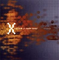 VISION QUEST MIX CD by X-Dream