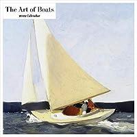 Retrospect Group The Art of Boats 2019 Square Calendar (YS 1064) [並行輸入品]