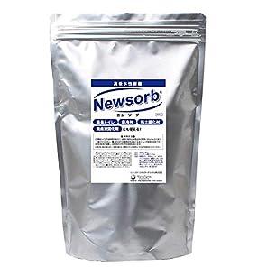 簡易トイレにも最適:約100回分 高吸水性樹脂(1kg)自重の約400倍から700倍もの水を吸収してゲルを形成。用途例は、農業・園芸用、保冷剤、残土処理剤、結露防止壁紙、ゲル型消臭 (1 kg)