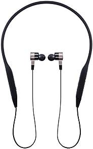 KEF Headphone, Bluetooth KEF Porsche Motion One in-Earphones, Black, (Porsche Motion One)