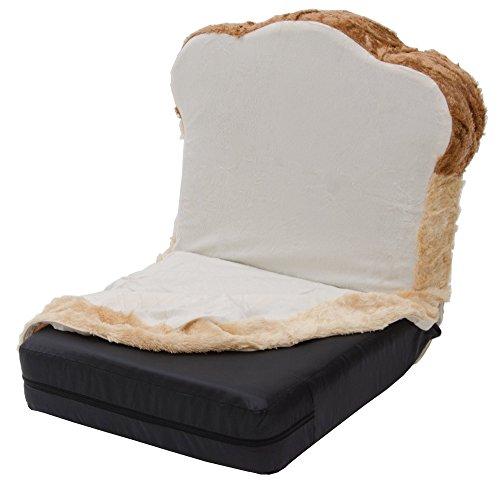 セルタン カバーリング食パン座椅子 DPN1a-359WH+PN1-92BK