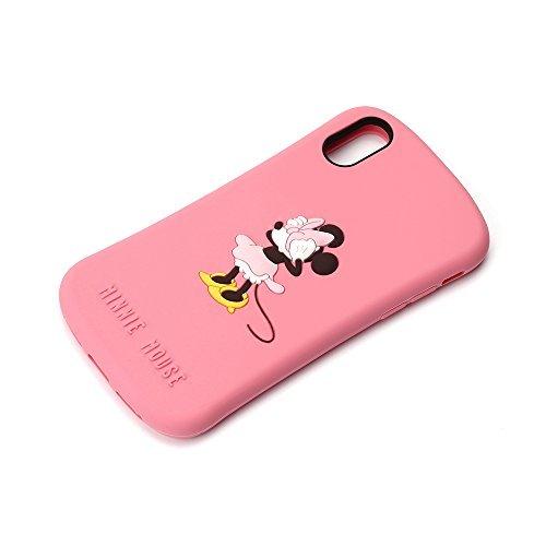 PGA iPhone XS/X用 シリコンケース(ミニーマウ...