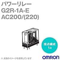 オムロン(OMRON) G2R-1A-E AC200/(220) パワーリレー NN