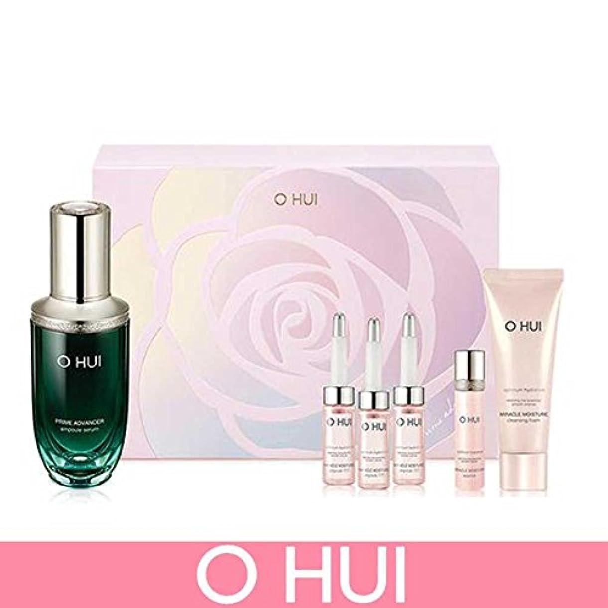 修正クレデンシャル保有者[オフィス/ O HUI]ohui Prime Advanced Ampoule Serum Limited Set/ オフィスプライムオドゥベンてアンプルセラムセット+ [Sample Gift](海外直送品)