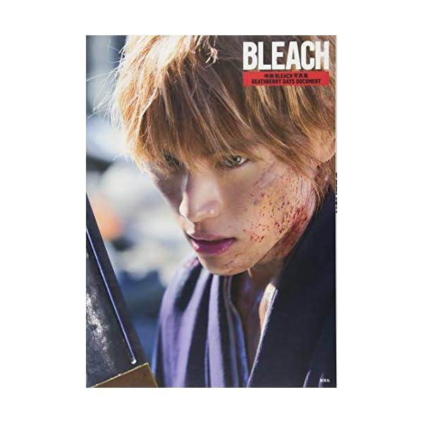 映画 BLEACH 写真集: DEATHBERR...の商品画像