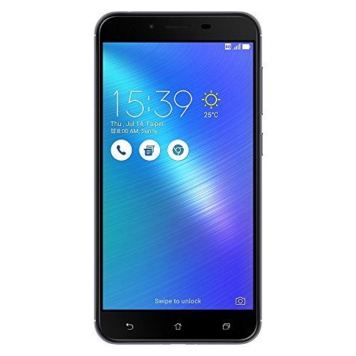 ASUS ZenFone3 MAX SIMフリー スマートフォン (グレー/5.5インチ)【日本正規代理店品】(オクタコアCPU/3GB/32GB/4100mAh) ZC553KL-GY32S3/A