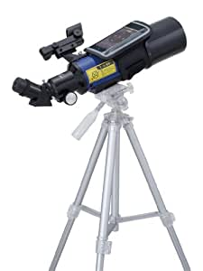 レイメイ藤井 天体望遠鏡 屈折式 経緯台 70倍 RXA173