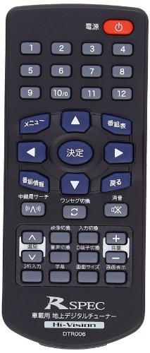 データシステム ( Data System ) HIT7700用リモコン DTR006
