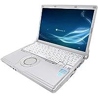 【Microsoft Office 2016搭載】【Win 10搭載】Panasonic CF-N10/次世代Core i5 2.5GHz/メモリー4GB/HDD:250GB/新品外付けDVDスーパーマルチ/12.1インチ/無線LAN搭載/中古ノートパソコン (ハードディスク:250GB)