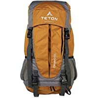 TETON Sports Adventure Backpacks; Lightweight, Durable Daypacks for Hiking, Travel and Camping: Not Your Basic Backpack