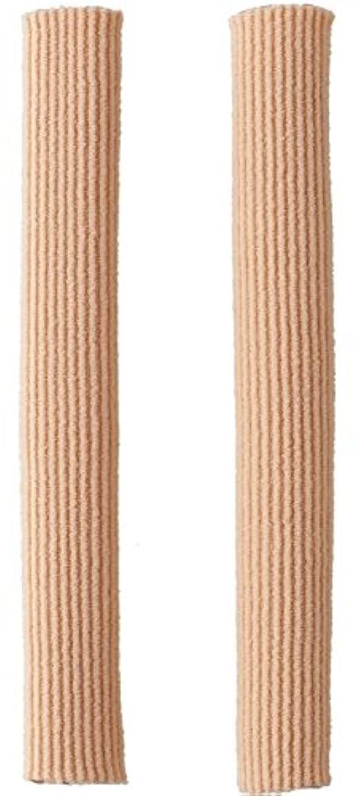 スロープ早めるつかいますまめ?タコの保護サック まめ たこ クッション 靴ずれ 保護 フリーカット 15cm