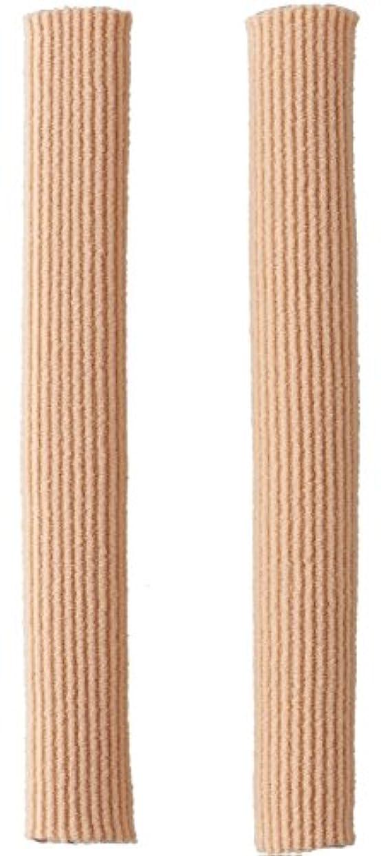 ファセット収まる謝罪まめ・タコの保護サック まめ たこ クッション 靴ずれ 保護 フリーカット 15cm