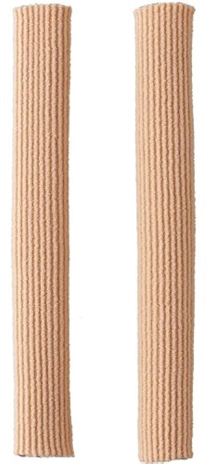 まめ?タコの保護サック まめ たこ クッション 靴ずれ 保護 フリーカット 15cm