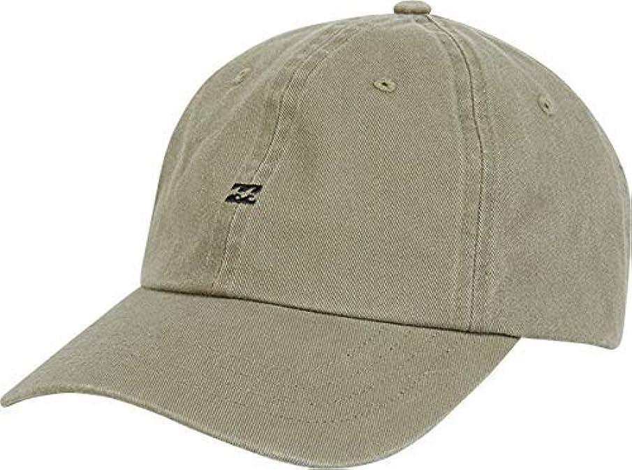 瞑想的租界血色の良い[ビラボン] [ユニセックス] ローキャップ (サイズ調整可能)[ AI012-902 / ALL DAY LAD CAP ] 帽子 おしゃれ