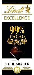 リンツ(Lindt) エクセレンス・99% カカオ 50g