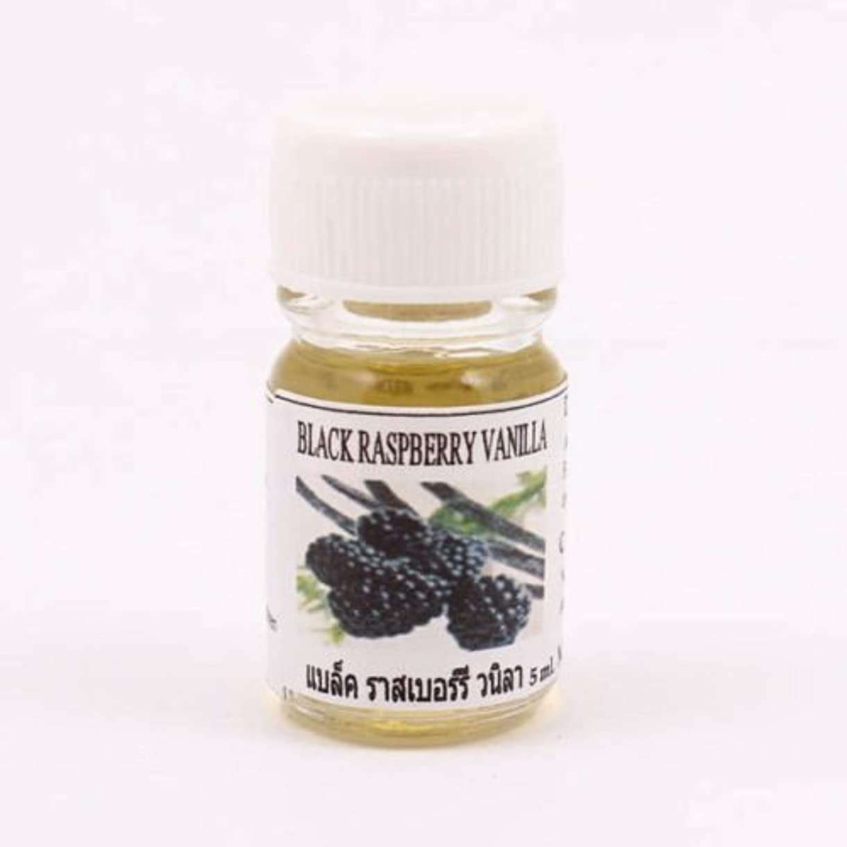火炎テンポ必要性6X Black Raspberry Vanilla Fragrance Essential Oil 5ML. Diffuser Burner
