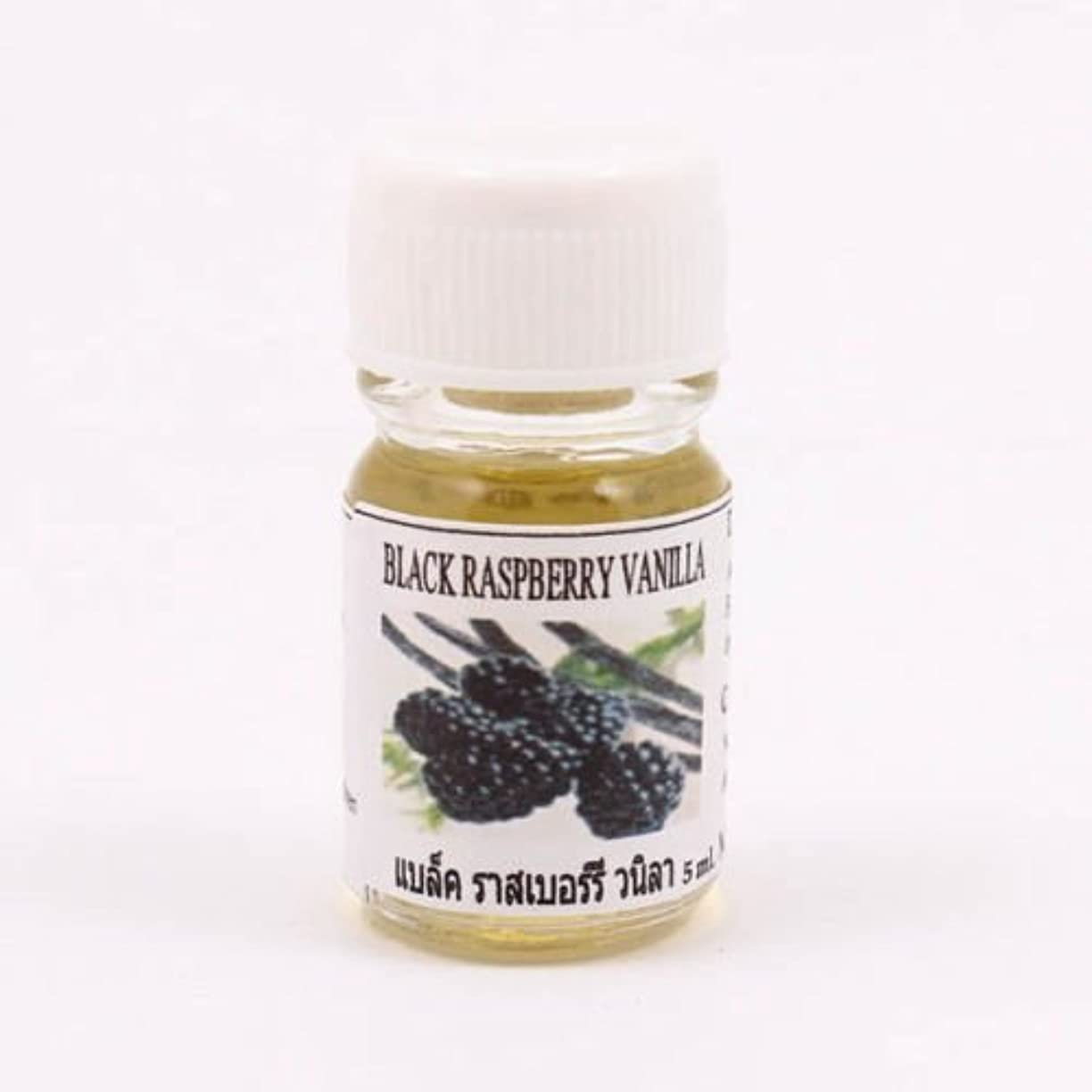 6X Black Raspberry Vanilla Fragrance Essential Oil 5ML. Diffuser Burner