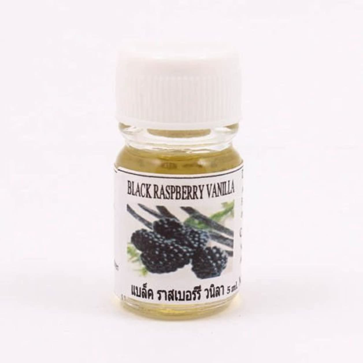 クライマックスモーター発言する6X Black Raspberry Vanilla Fragrance Essential Oil 5ML. Diffuser Burner