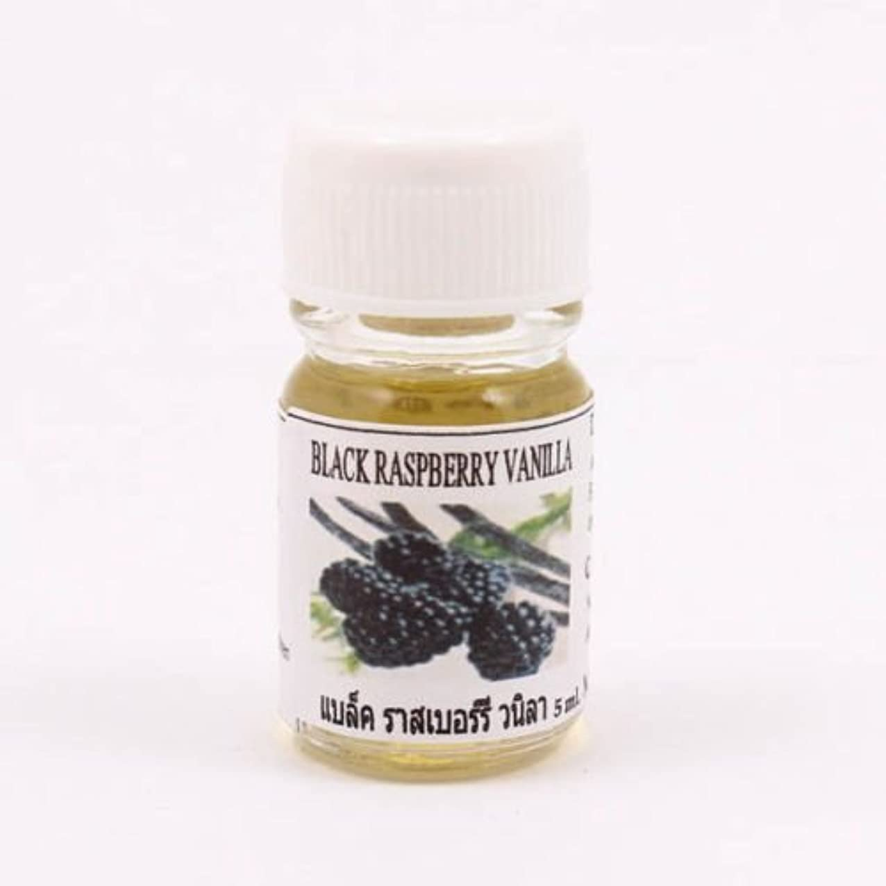 踊り子把握原子6X Black Raspberry Vanilla Fragrance Essential Oil 5ML. Diffuser Burner