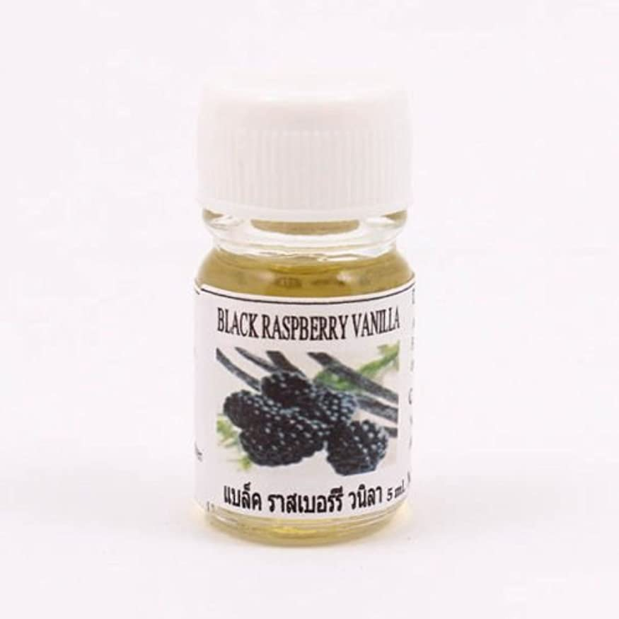 証明書強い屋内6X Black Raspberry Vanilla Fragrance Essential Oil 5ML. Diffuser Burner