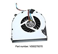 ノートパソコン CPUファン適用される Toshiba P/N: 6033B0025102 6033B0028701 KSB0505HB(-BK48) KSB06105HB-A(-BM74) UDQFLJT01D1N V000270070 V000270990